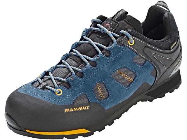 Mammut Ayako Low GTX - Chaussures Homme - bleu